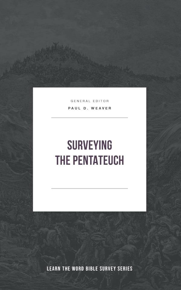 Pentateuch Book Cover - 600x960